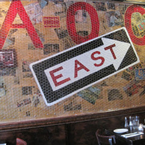 A.O.C. East Inaugural Review